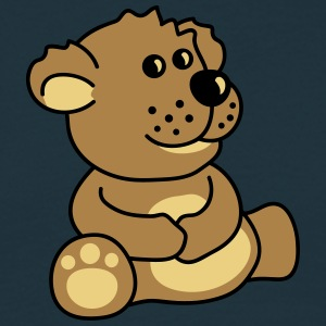 Teddy T-shirts - Herre-T-shirt