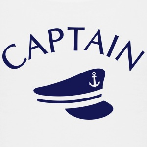 CAPTAIN KAPITÄNS MÜTZE T-Shirts - Teenager Premium T-Shirt