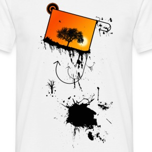 Nature picture - Men's T-Shirt