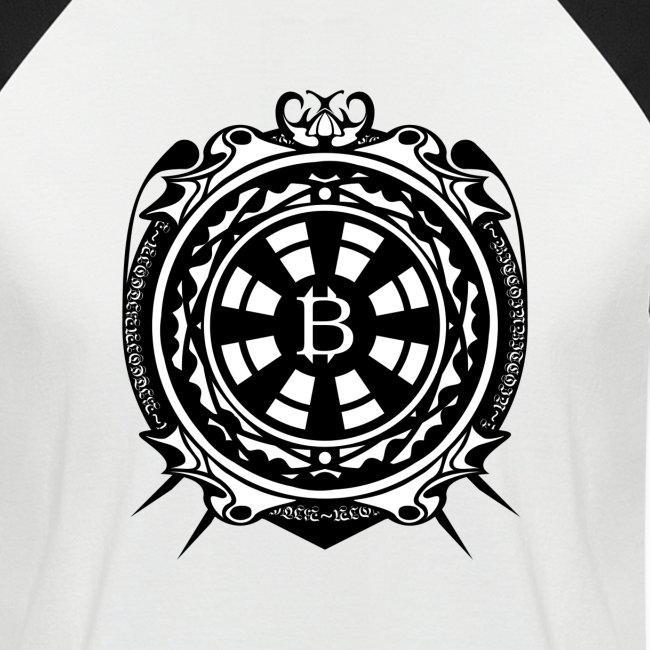 Bitcoin Black sleeve