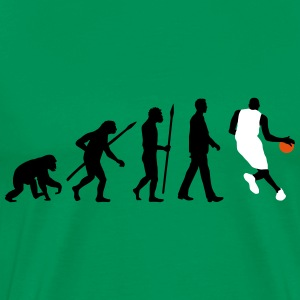 evolution_basketballer_042013_a_3c T-Shirts - Männer Premium T-Shirt