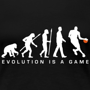 evolution_basketballer_042013_b_2c T-Shirts - Frauen Premium T-Shirt