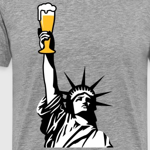 Free Beer T-Shirts - Men's Premium T-Shirt
