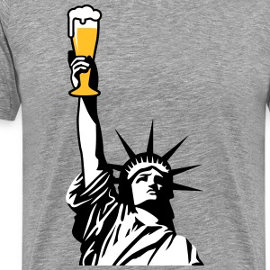 Free Beer Tee shirts - T-shirt Premium Homme