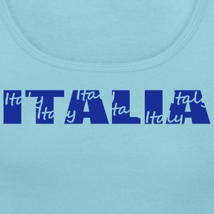 italia T-Shirts - Women's Scoop Neck T-Shirt