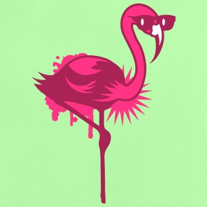 Flamingo with sunglasses Shirts - Baby T-Shirt