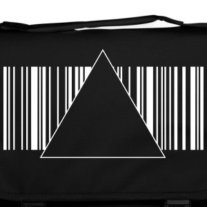 Barcode hipster triangle 2 c. Bags  - Shoulder Bag