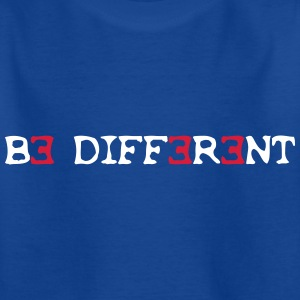 Be different! 2c Shirts - Kinderen T-shirt