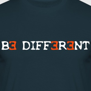 Be different! 2c T-Shirts - Men's T-Shirt