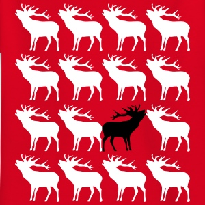 Deer unique unique be different 2c. Shirts - Kids' T-Shirt