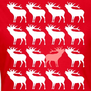 Deer unique unique be different 2c. T-Shirts - Women's T-Shirt
