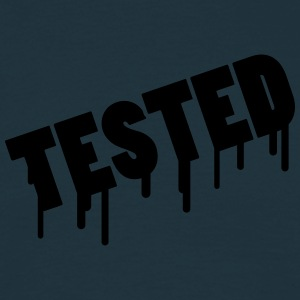 Tested T-shirts - T-shirt herr
