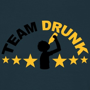 Team Drunk T-Shirts - Men's T-Shirt