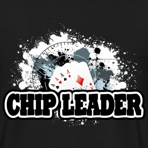 chipleader (2 couleurs modifiables) Tee shirts - T-shirt Homme