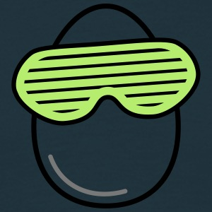 Funky Egg T-Shirts - Men's T-Shirt