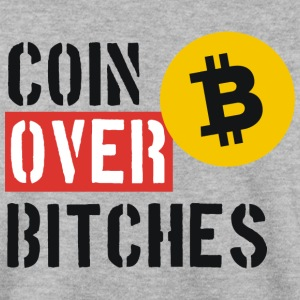 Bitcoin - Men's Sweatshirt