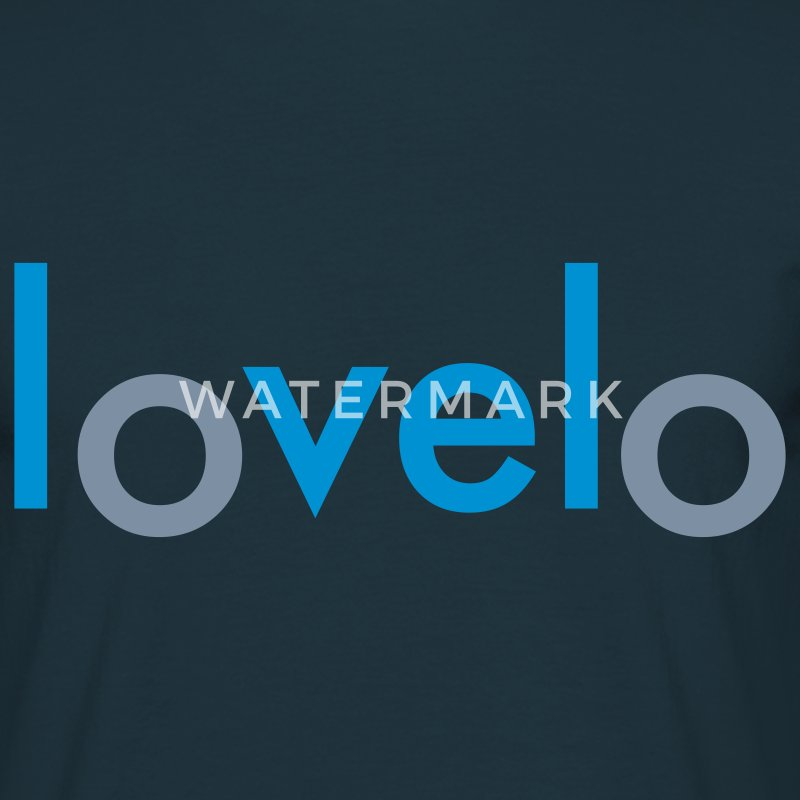 Marine Love Velo (1 couleur-style2) T-shirts - T-shirt Homme
