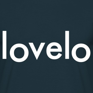 Marine Love Velo (1couleur-style2) T-shirts - T-shirt Homme