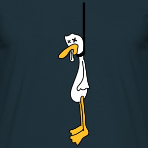 Hanged Duck Tee shirts - T-shirt Homme