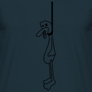 Hanged Duck T-shirts - T-shirt herr