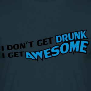 Get Awesome T-shirts - Herre-T-shirt