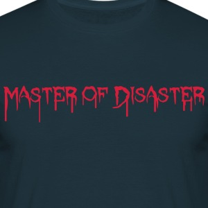 Disaster Tee shirts - T-shirt Homme