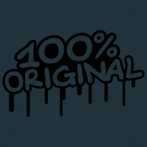 100 Procent Original T-shirts - Mannen T-shirt