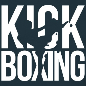 kick boxing  T-Shirts - Men's T-Shirt