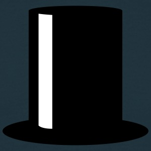 Top Hat T-shirts - Herre-T-shirt