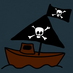 Pirate T-shirts - Mannen T-shirt