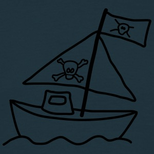 Pirate T-shirts - T-shirt herr