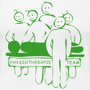 Physiotherapie Team Motiv T-Shirts - Frauen Premium T-Shirt