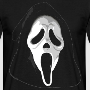 ghost face Tee shirts - T-shirt Homme