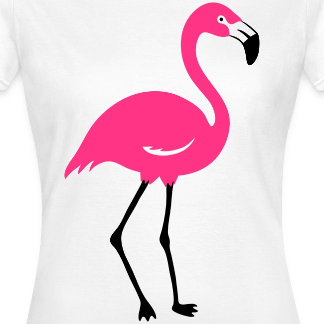 Flamingo Neon Roze