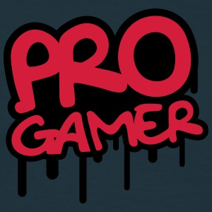 Pro Gamer Graffiti T-shirts - Herre-T-shirt