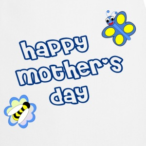 Happy mother's day Tabliers - Tablier de cuisine