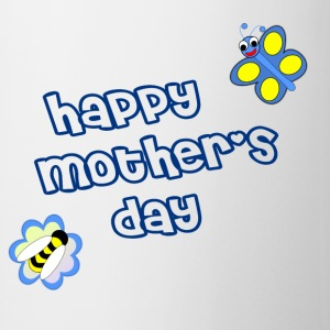 Happy mother's day Bouteilles et tasses - Tasse