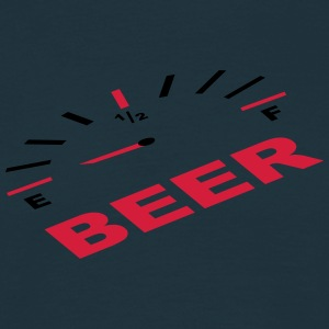 Beer Empty T-shirts - Mannen T-shirt