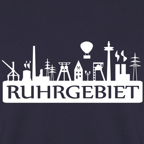 Skyline Ruhrgebiet by Ruhrpott Clothing