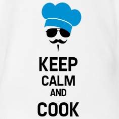 Cook with Moustache Skjorter