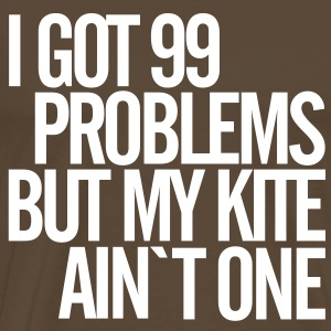 Kitesurfers 99 Problems - Männer Premium T-Shirt