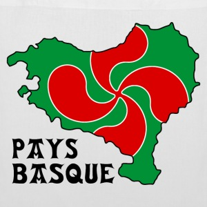 Pays Basque design 119 Bags  - Tote Bag