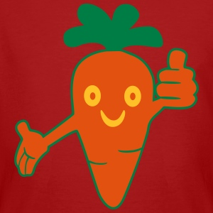 Happy Carrot Tee shirts - T-shirt bio Homme