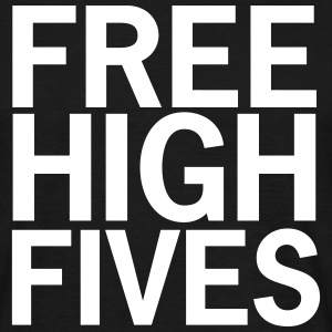 Free High Fives - Männer T-Shirt