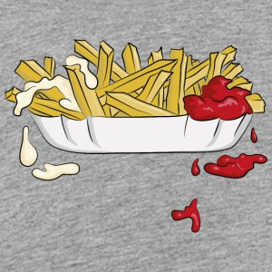 French fries Shirts - Kids' Premium T-Shirt