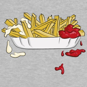 Pommes frites T-shirts - Baby-T-shirt