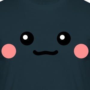 Cute Face T-Shirts - Men's T-Shirt