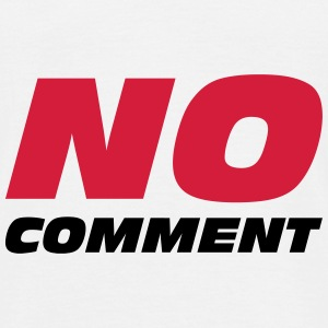 No Comment Tee shirts - T-shirt Homme