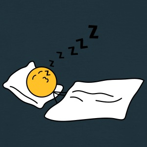 Sleeping T-shirts - Mannen T-shirt