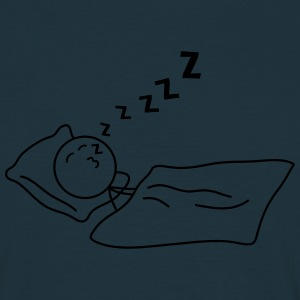Sleeping T-shirts - Herre-T-shirt
